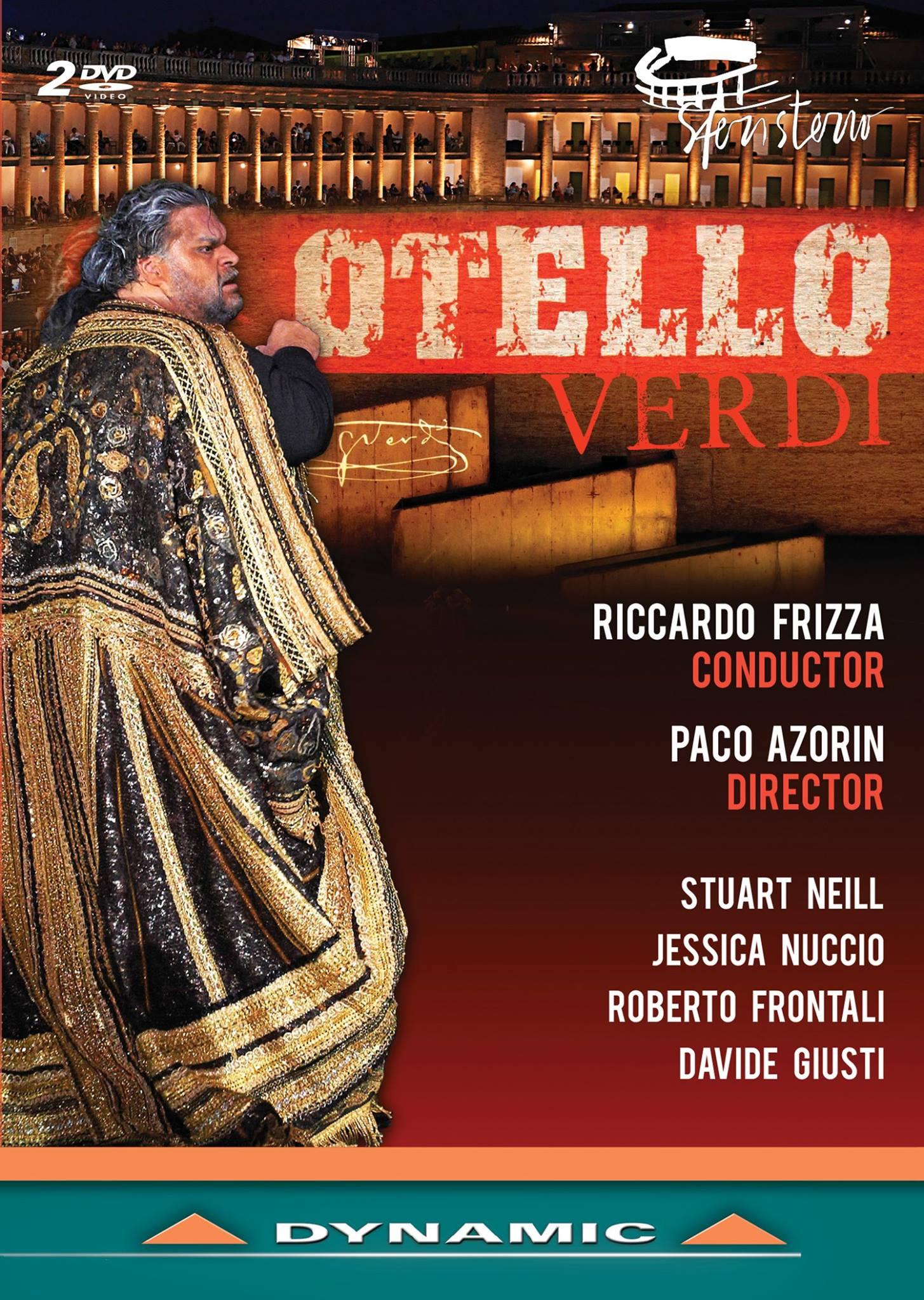 Otello Cover